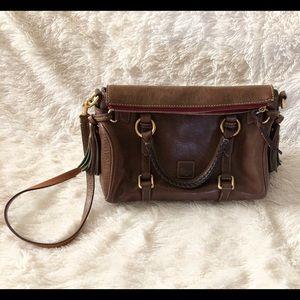 Dooney & Bourke Florentine Leather Mini Satchel